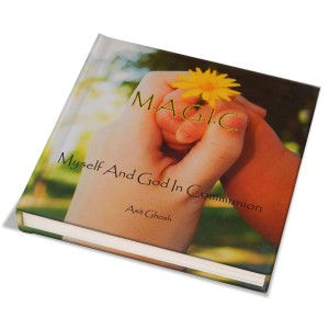 MAGIC Asit Ghosh Front Hardcover