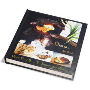 Oyster Asit Ghosh Front Cover