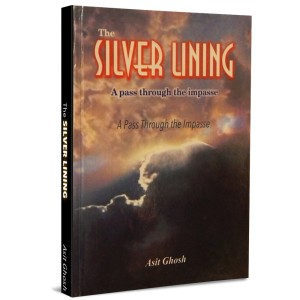 The Silver Lining Asit Ghosh Front Hardcover