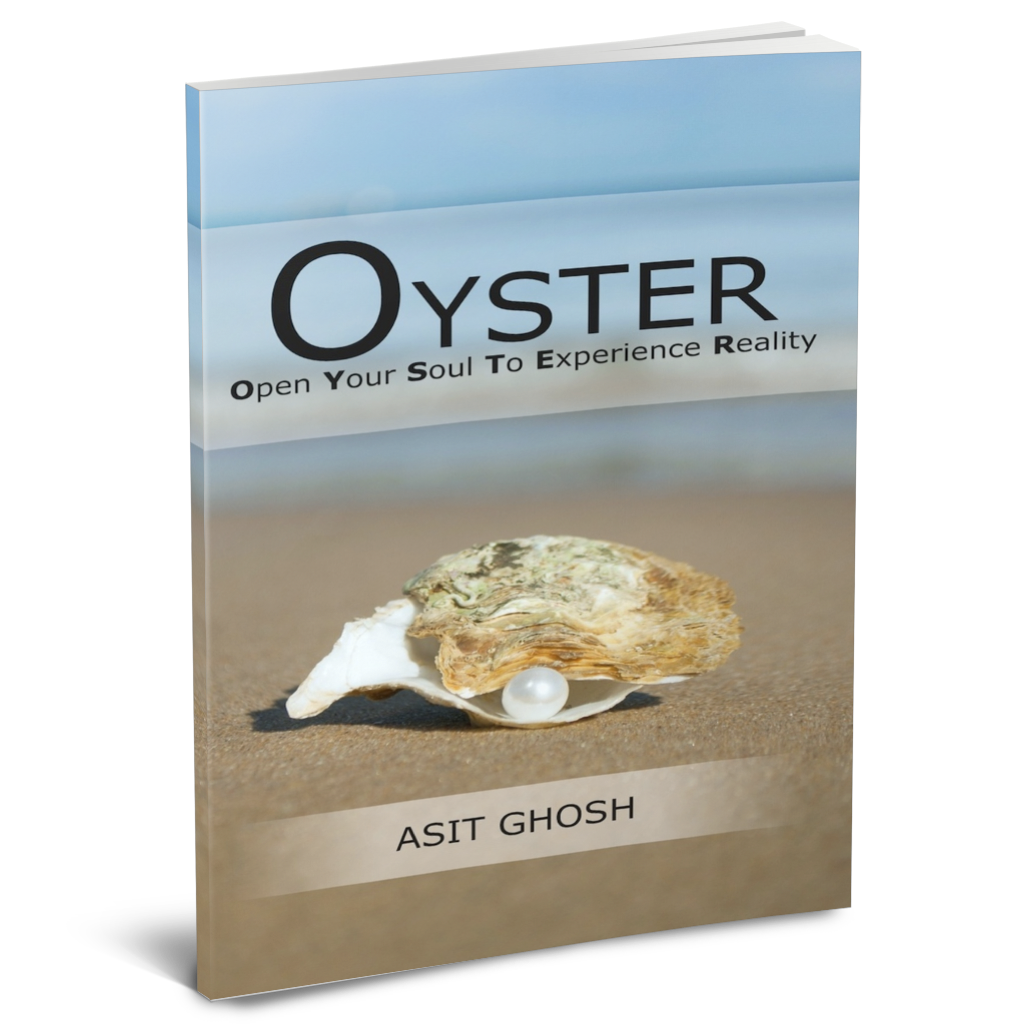 OYSTER Front Cover